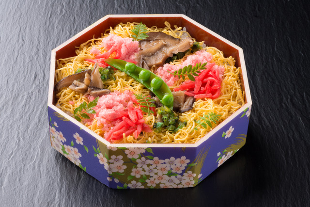 ゆたか謹製「ちらし寿司」