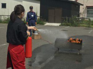 火災訓練ゆたか