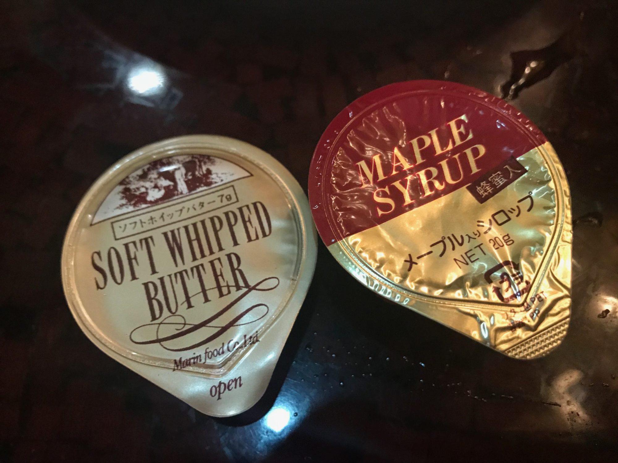 古城バター